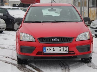 begagnad Ford Focus 1,8 1%Ränta -06