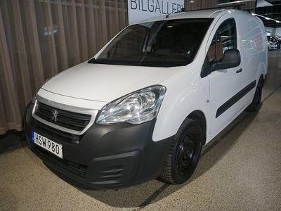 used Peugeot Partner 1.6 BlueHDi Euro 6 100hk AUT/Dragkrok