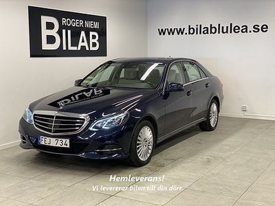 begagnad Mercedes E250 Business AUT 211hk Br-värmare Skinn Navi