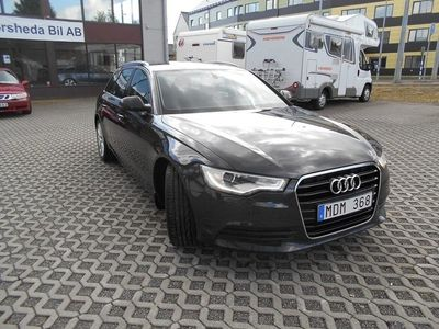 begagnad Audi A6 Avant 2.0 TDI DPF Sport, Pro Line 177hk