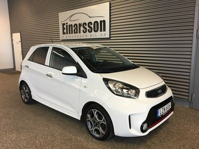 gebraucht Kia Picanto 1.0 5dr 69hk Special Edition *Nybes*