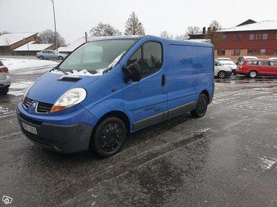 brugt Renault Trafic Van 2.0 dCi 114hk