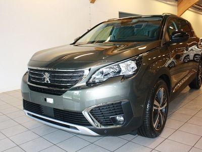 begagnad Peugeot 5008 ALLURE BHDi 120 AUT