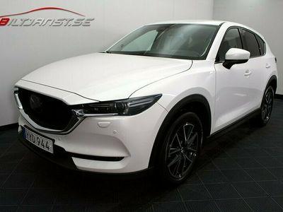 begagnad Mazda CX-5 2.5 SKYACTIV-G OPTIMUM AWD Aut Drag Läder