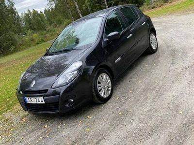 begagnad Renault Clio 1,2 Flexifuel