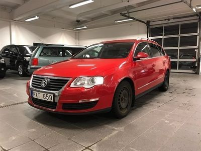 begagnad VW Passat Variant Sport