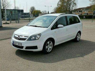 begagnad Opel Zafira 1.8 7-sits 140hk,0% I RÄNTA ,306:- I MÅNADEN