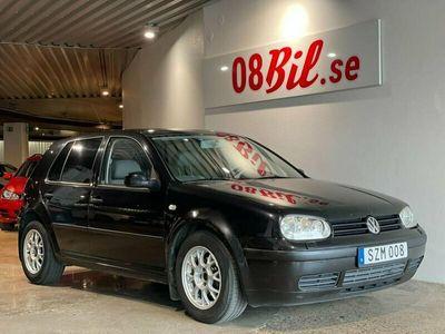 begagnad VW Golf 5-dörrar 1.6 Automat Comfort 102hk
