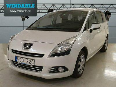 begagnad Peugeot 5008 1.6 HDI Aut 2010, SUV 79 900 kr
