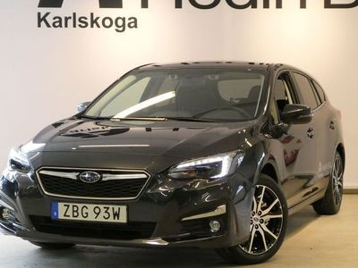 begagnad Subaru Impreza 1.6i Active 4WD Aut EyeSight Demo