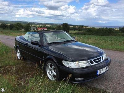 begagnad Saab 9-3 Cabriolet 2.0T -00