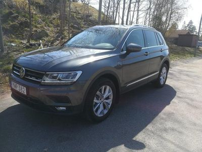 begagnad VW Tiguan 2.0 TDI BlueMotion 4Motion