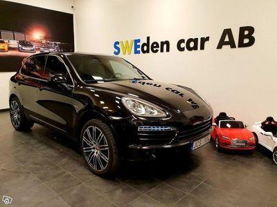 begagnad Porsche Cayenne 3.0 Svensksåld 2800:-månad -11