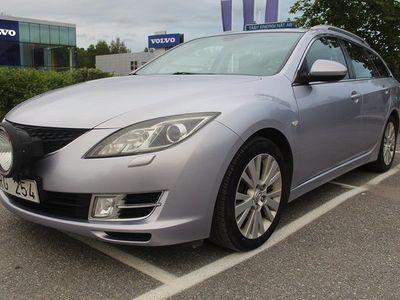 begagnad Mazda 6 6Wagon 2.2 Fullserv Dragkrok Sport 2010, Personbil 29 900 kr