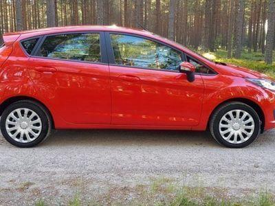used Ford Fiesta 1.25, 82 hk, 1700 mil, Super -16