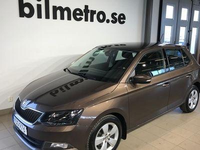 begagnad Skoda Fabia 1.0 TSI Style 2018, Halvkombi Pris 119 900 kr