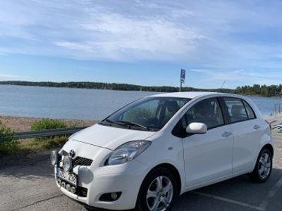 used Toyota Yaris 1.33 (101hk) Kamkedja Nybesiktad -10