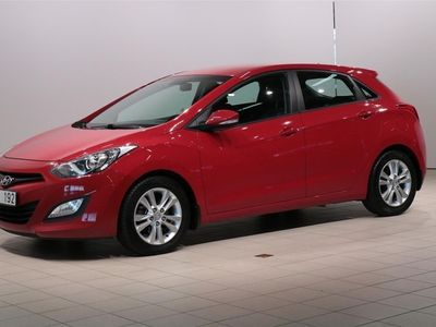begagnad Hyundai i30 5D 1.6 CRDi M6 Business