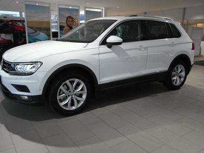 begagnad VW Tiguan TSI 190 DSG 4M Executive - Demo 2020, SUV 309 900 kr