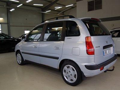 begagnad Hyundai Matrix GLS 1,8 / 102 hk
