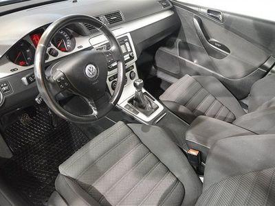 begagnad VW Passat TDI140 4M Sportline Variant