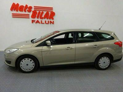 begagnad Ford Focus 1.5 Tdci Trend Kombi Manuell 105 Hk