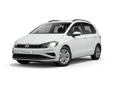 begagnad VW Golf Sportsvan 115 hk Specialpris