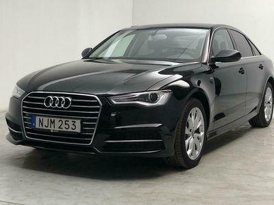 begagnad Audi A6 2.0 TDI