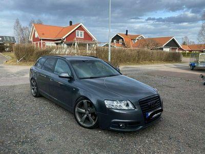 begagnad Audi A6 C6 3.0 Tfsi quattro facelift 400hk