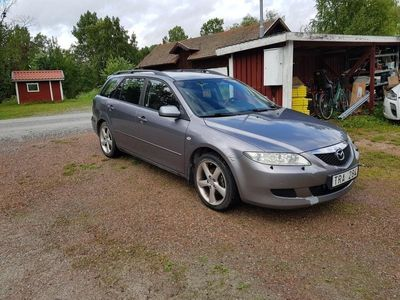 begagnad Mazda 6 2,3