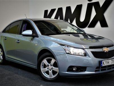 begagnad Chevrolet Cruze 1,6 Manuell | Ac |