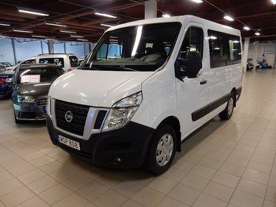 brugt Nissan NV400 2.3 145Hk 9-Sits