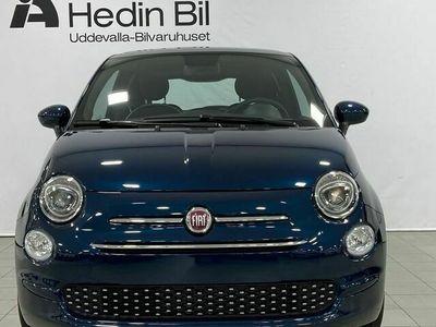 begagnad Fiat Coupé 500 LOUNGE 1.0 70HK GLASTAK *KAMPANJ*