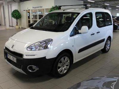 begagnad Peugeot Partner Tepee 1,6 VTi 120hk