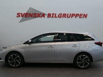 usata Toyota Auris ElHybrid 1,8 Sports Aut Xenon LM S+V-Hjul