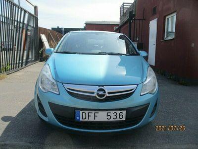 begagnad Opel Corsa 5-dörrar 1.3 CDTI ecoFLEX 95hk.