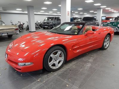 begagnad Chevrolet Corvette Cabriolet 5.7 V8 Automat 3 -99