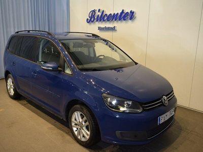 gebraucht VW Touran 1.6 TDI BlueMotion (105hk)