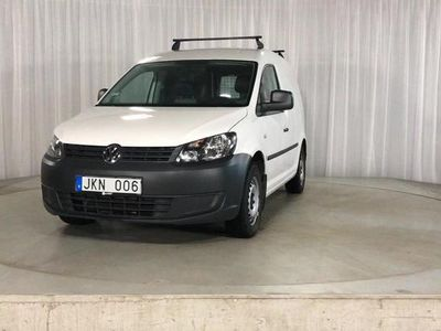 usado VW Caddy VW 1.6 TDI Skåp 2014, Transportbil 64 894 kr - 83 174 kr