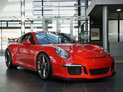 begagnad Porsche 911 GT3 911Clubsport 475hk