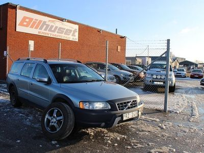 used Volvo XC70 D5 AWD Geartronic Momentum 185hk
