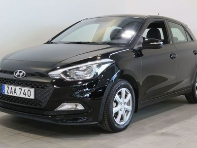 begagnad Hyundai i20 Move 1.2 84hk