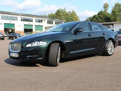 begagnad Jaguar XJ 3.0DS 275hk, LÅGMIL, ny kamrem+service