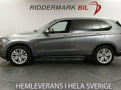 begagnad BMW X5 xDrive40e Navi Pano Skinn H K Komfortstolar 2017, SUV Pris 397 800 kr