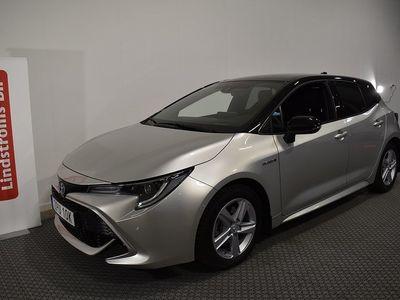 begagnad Toyota Corolla 2.0 Elhybrid Auto Executive SPI Bitone Vhjul Nybil VIDEO