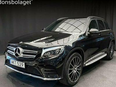 begagnad Mercedes E250 GLC Benz d 4Matic Navi AMG-Sport 2018, SUV Pris 419 000 kr