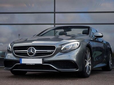 begagnad Mercedes S63 AMG AMG 4-MATIC / OBS SPEC. /