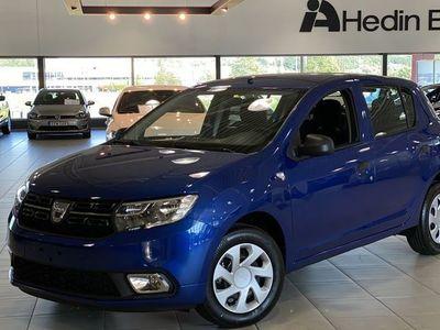 begagnad Dacia Sandero FAMILY EDITION 0.9L TCE