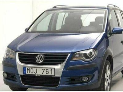 begagnad VW Touran Cross TDI 140 TOURAN