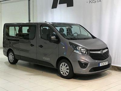 begagnad Opel Vivaro L2 9-sits Euro6 -16